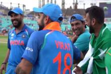 Malik Recalls Moment When He Shared a Laugh With Kohli & Yuvraj After CT17 Final