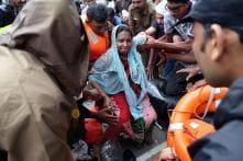 Unsung Heroes Bring Smiles to Those Stranded in Flood-ravaged Kerala