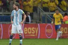 Brazil Close Gap On Argentina At Top of FIFA World Rankings