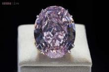 'Pink Star' diamond sells for world record $ 83 million