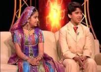 Small kids, big stars: Avika and Avinash