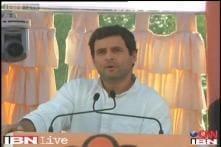 Chhattisgarh: Rahul flays Raman Singh for killing of Congress leaders