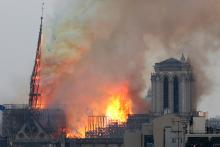 Notre Dame Cathedral Fire: 15 Pictures Show Scale of Destruction