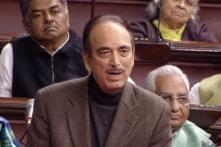 'Why Are There Protests in Northeast if Country is Happy With CAB?': Ghulam Nabi Azad's Counter in RS