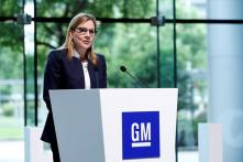 GM CEO Mary Barra Meets With US Regulators on Fuel Efficiency Rules