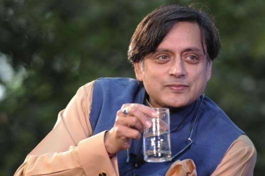 File photo of Congress MP Shashi Tharoor.