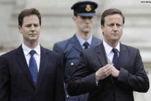 No deal yet on UK govt, more talks ahead