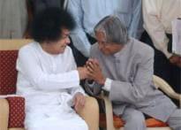 Kalam attends Sai Baba's birthday