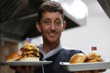 Irish Chef Flips Special Burgers for Trump-Kim Summit in Vietnam