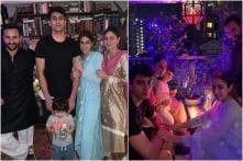Sara Ali Khan, Kareena Kapoor and Taimur's Diwali Pics Will Light up Your Festivities