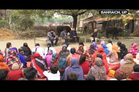 Swasth Immunised India travels to witness how Uttar Pradesh is immunising its children