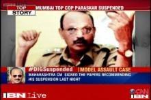 Model rape case: Mumbai DIG Sunil Paraskar suspended for at least 6 months