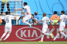 World Cup 2014: Uruguay eliminate Italy, progress to last 16 with 1-0 win