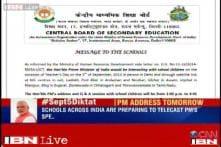 Meenakshi Lekhi slams government critics as schools prepare for Modi's Teachers' Day speech