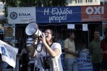 New Greek bailout talks to begin tomorrow: EU, IMF
