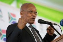 South Africa's Jacob Zuma Faces Secret Vote on No-confidence Motion