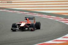 Marussia comeback hopes suffer a setback