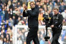 Klopp says no 'magic dust' needed to improve Liverpool