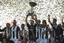 Juventus Seal Record Sixth Straight Serie A Title With Win Over Crotone