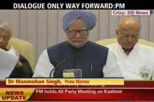 All-party meet on Kashmir ends in stalemate