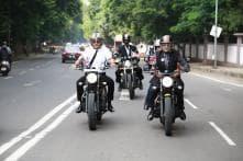 Triumph Motorcycle Organises Biggest-Ever Distinguished Gentleman's Ride