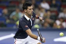 Novak Djokovic sails through as Rafa Nadal toils for win in Shanghai Masters