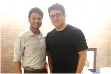 Fans Term Ajith Kumar's Look 'Cute' As He Appears Clean-shaven in Pic