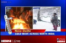 North India braves the cold as temperatures continue to dip