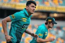 Brisbane Heat Sign Afghanistan Pair Mujeeb-Ur-Rahman & Zahir Khan