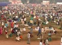 A glimpse of  Ambedkar's followers