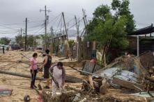 Tropical Storm Lidia Lashes Mexico's Baja California; 4 Dead