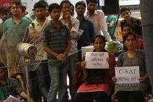 Delhi: UPSC aspirants allege police restrictions