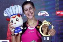 China Open: Carolina Marin Beats Tai Tzu Ying in Final to Win Title on Injury Return