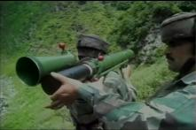 10 Terrorists Gunned Down By Indian Army In Uri Sector