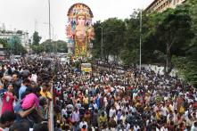 Ganpati Visarjan: Road Restrictions in Mumbai, 63 BEST Bus Routes
