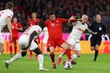 Bundesliga: Bayern Munich Stay Top Despite Goalless Draw against RB Leipzig