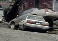 Hurricane Katrina's catastrophic memory