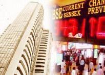 Sensex down 52 pts on profit booking