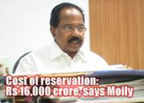 Rs 16,000 cr is the cost of quota