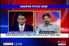 Kris Srikkanth slams Nagpur pitch