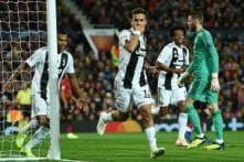 Juventus too Good for Manchester United on Ronaldo's Return
