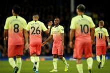 Premier League: Gabriel Jesus, Riyad Mahrez and Raheem Sterling Score as Manchester City Beat Everton