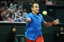 Czech Republic overpower Japan in Davis Cup