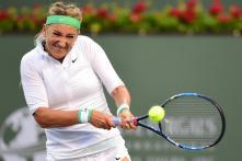 Azarenka has a cakewalk against Rybarikova at Indian Wells quarters