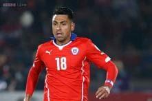 Chile's Jara gets three-match ban for 'sexual assault' on Cavani