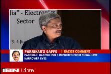 LordGanesha's idols imported from China have narrower eyes:Manohar Parrikar
