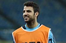 Cesc Fabregas out of Spain's trip to Ecuador with ankle injury