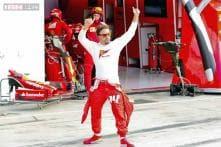 Ferrari's Alonso fastest in final Singapore Grand Prix practice