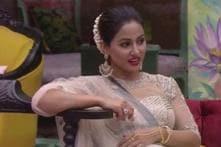 Bigg Boss 11: Hina Demeans Sakshi, Sanjeeda, Gauahar and Now Twitterati is Really Angry