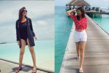 Parineeti Chopra is Having a Ball on Her Maldives Vacation and These Pictures are Proof